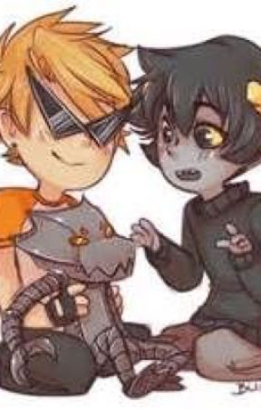 Ask and dare Karkat book number 2! by -carcinogeneticist-