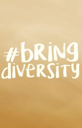 #BringDiversity by BringDiversity