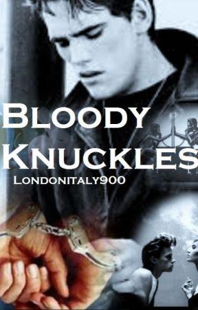 Bloody Knuckles (A Dallas Winston Fan Fiction) *Slow Updates* by londonitaly900