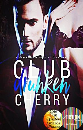 Club 'DRUNKEN CHERRY' (FIGHTERS AGAINST DARKNESS #1) (CHECK ON AMAZON!) by Olga_GOA