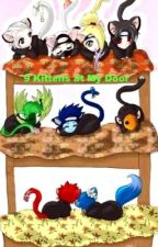 9 Kittens at My Door (Akatsuki Kittens With A Twist) by VeronicaThompson
