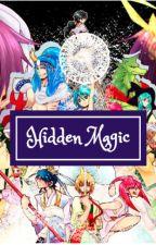 Hidden Magic by Reader_of_Anime