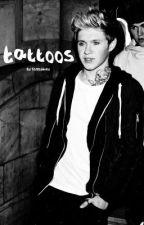 Tattoos: Niall Horan || ON HOLD by 5sosydney