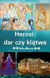 Herosi: dar czy klątwa cover