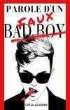 Parole d'un (faux) Bad Boy cover