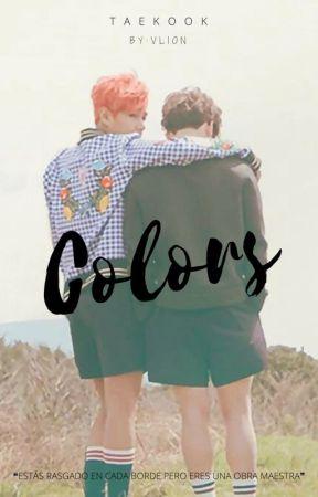 Colors «TH & JK» by Vlion97