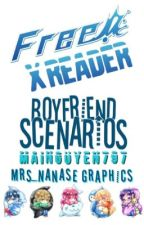 Free! x Reader Boyfriend Scenarios {UNDER EDITING} REQUESTS CLOSED  by ImVeryJungShook