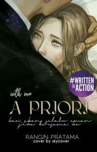 ✔️A Priori : With Me cover