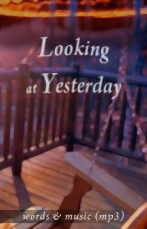 Looking at Yesterday by stormvisions