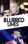 blurred lines {scott x mitch} cover