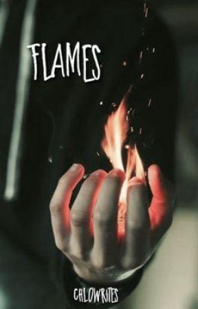 Flames (Fred Weasley) by potterparkinson