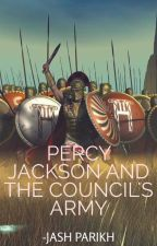 Percy Jackson and The Council's Army by Jash_Parikh
