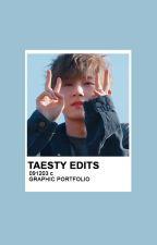 Taesty Edits︱graphic portfolio by TAESTYPOTAETO