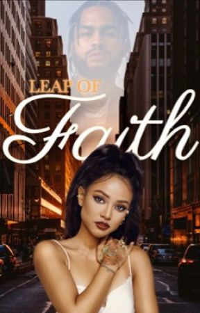 Leap Of Faith  by TierraMarcel