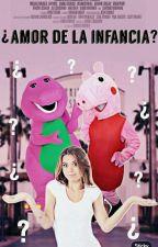 ¿Amor de la Infancia? (Peppa x Tu x Barney) by SalchichasLocas