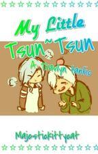 •°•My Little Tsun~Tsun•°•  ♥Travlyn♥ by majestickittycat