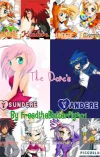 The Dere's •Sonamy, Taiream, Knuxikal, Shadouge, & Silvaze one-shots• cover