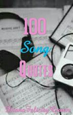 100 Song Quotes by JaneSofiaManolidou