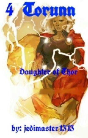 New Avengers: Torunn by jedimaster1313