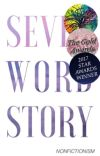 seven word story ✓ cover