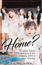 Home? [A Fifth Harmony Adoption Book] by goingallnight