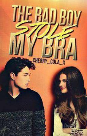 A Bad Boy Stole My Bra- SAMPLE by Cherry_Cola_x