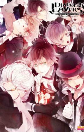 BloodMoon  Diabolik Lovers  by poetryso