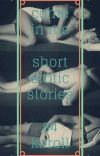 COME IN ME - SHORT EROTIC STORIES cover
