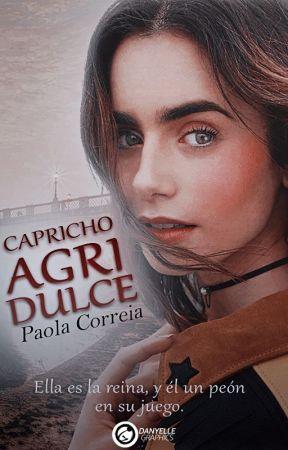 Capricho Agridulce » h.s by EnchantedHazza