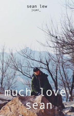 much love, sean // scl by jxymi_
