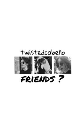 Friends? // c.c by wwherearethemuffins