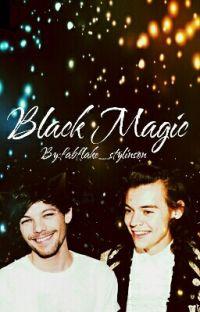 Black Magic {Larry Stylinson} cover