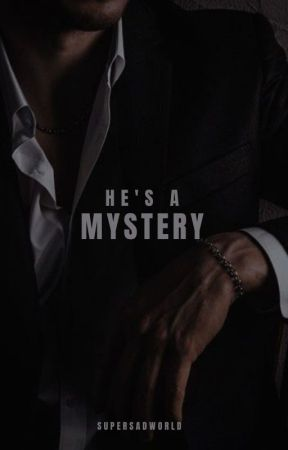 he's a mystery by supersadworld