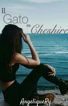 El Gato de Cheshire by AngeliqueRy
