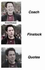 Coach Finstock Quotes by coachfinstock