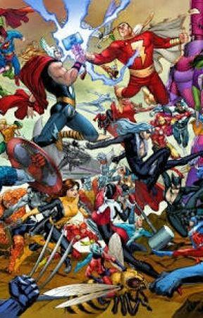 Superhero Facts And Memes by orientkiler