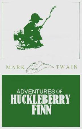 Adventures of Huckleberry Finn (1884) by MarkTwain
