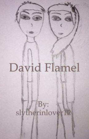 David Flamel by slytherinlover12
