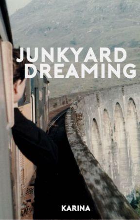 JUNKYARD DREAMING by mountainy