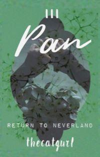 Pan: Return to Neverland (OUAT: Peter Pan X Reader) cover