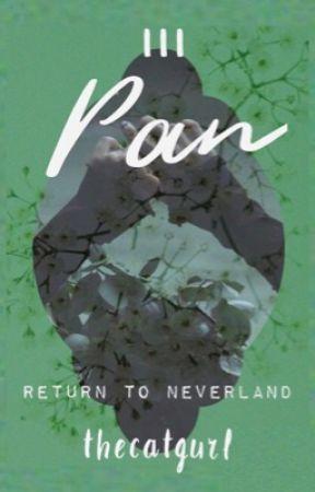 Pan: Return to Neverland (OUAT: Peter Pan X Reader) by thecatgurl
