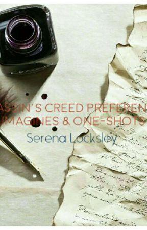 [ǟֆֆǟֆֆɨռ'ֆ ƈĊʀɛɛɖ] քʀɛʄɛʀɛռċɛֆ, ɨʍǟɢɨռɛֆ ǟռɖ օռɛ-ֆɦօŧֆ by SerenaLocksley