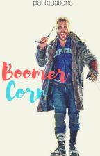 Boomer Corn  » Cap'n Boomerang by punktuations
