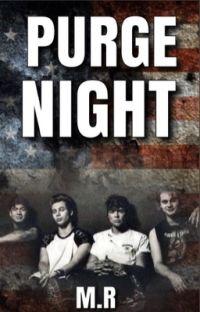 Purge Night | 5SOS cover