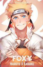 Foxy ( Naruto X Sasuke ) by ESKT_26