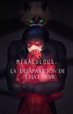 Miraculous 2: La Desaparición de Chat Noir by DaniloVidal2