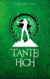 Tantei High (Erityian Tribes, #1) | Published under Pop Fiction cover