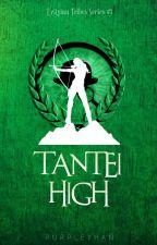 Tantei High (Erityian Tribes, #1) | Published under Pop Fiction ni purpleyhan