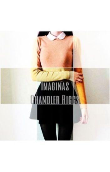 Imaginas Chandler Riggs Y Tu