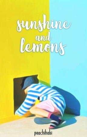 Sunshine & Lemons • sope by peachihobi